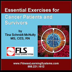 Essential Exercises for Cancer Patients and Survivors Logo