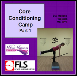 Core Camp Conditioning Logo