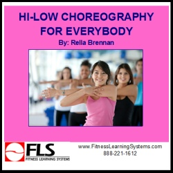Hi-Low Choreography For Everybody Logo